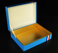 オリジナル貼箱(ヒンジ型)