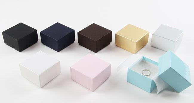 ジュエリー(指輪)用7300貼り箱販売(東京)