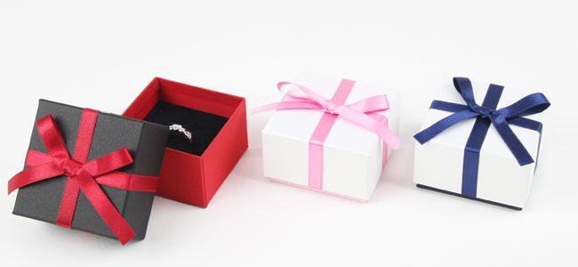 ジュエリー(指輪)用7340貼り箱販売(東京)