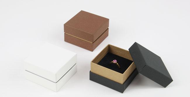 インロー型ジュエリー(指輪)用7150貼り箱販売(東京)