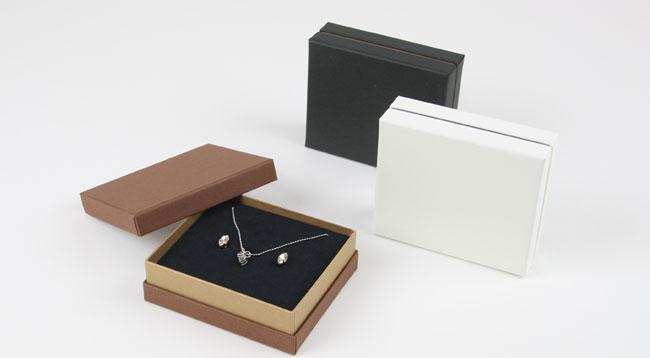 インロー型ジュエリー(指輪)用7154貼り箱販売(東京)