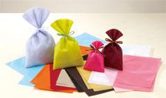 カラーベーシック不織布平袋(ソフトバッグ)